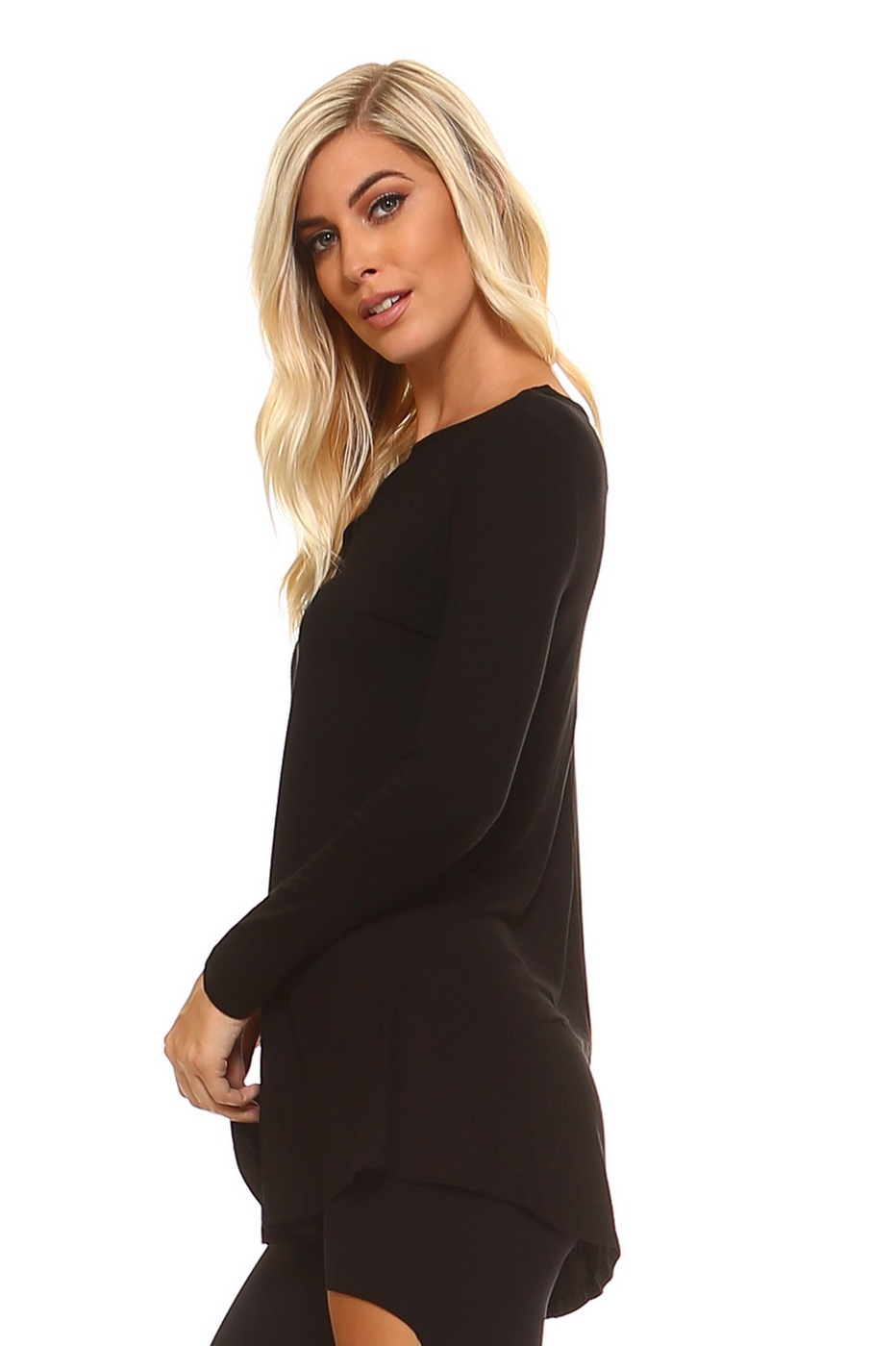 Elle Long Sleeve Tunic
